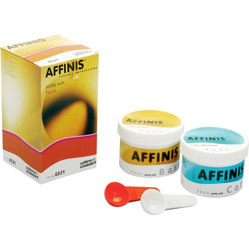 AFFINIS PUTTY FAST SOFT 2X300ML