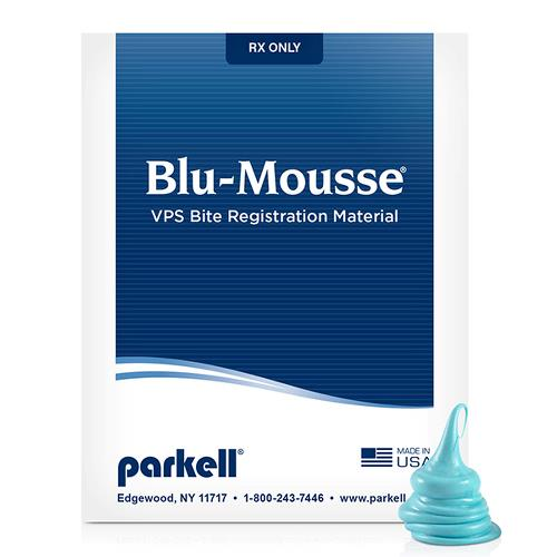 BLU-MOUSSE CLASSIC CD 2X50ML/10 BL