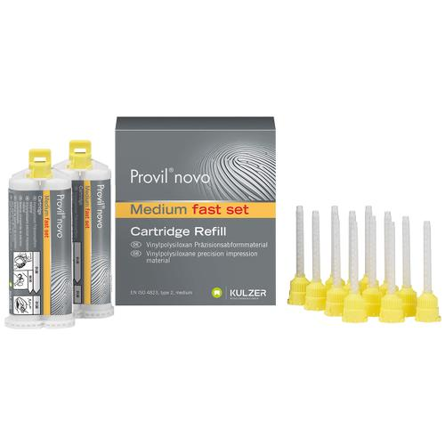 PROVIL NOVO CD2 MEDIUM BODY FAST 2X50ML