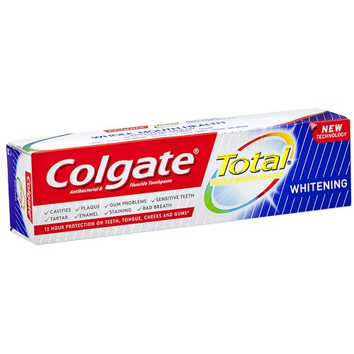 Colgate tannkrem Total Whitening 12 x 75ml