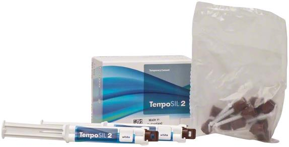TEMPOSIL2 SMARTMIX WHITE 2X5ML INTRO+