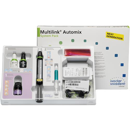 MULTILINK AUTOMIX SYSTEM GUL 9G+