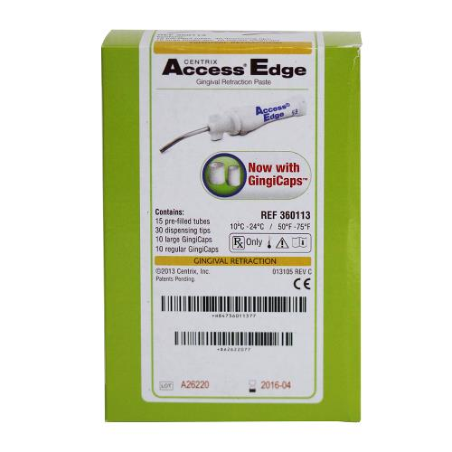 ACCES EDGE GINGIVAL RETRACTION PASTE 15 STK