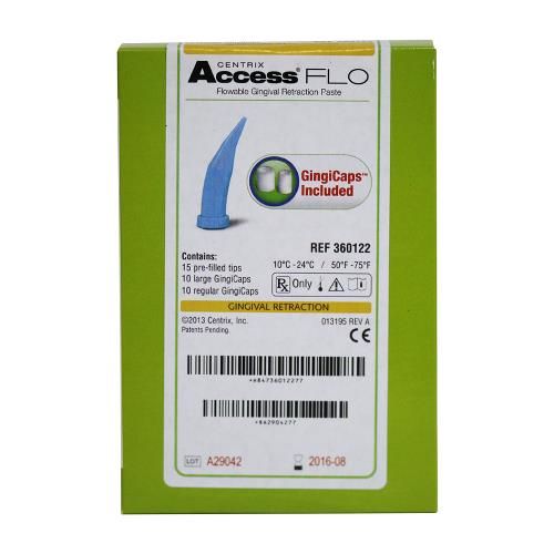 CENTRIX ACCESS FLO KIT 15 STK