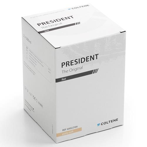 PRESIDENT PUTTY SOFT FAST 600ML