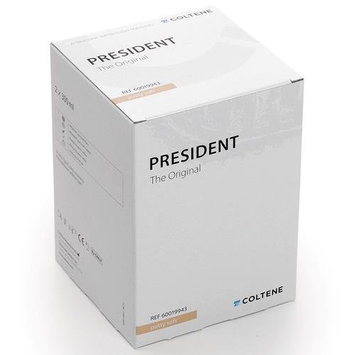 PRESIDENT PUTTY SOFT 600ML