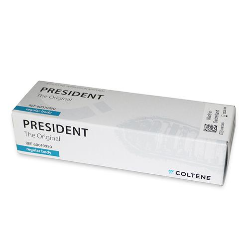 PRESIDENT REGULAR BLÅ 106ML BASE/KATALYST