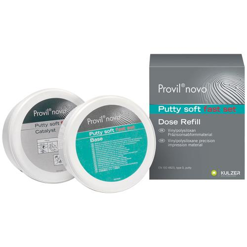 PROVIL NOVO PUTTY SOFT FAST 900ML